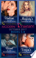 Modern Romance Collection  October 2017 5   8  Mills   Boon e Book Collections