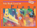 Alfred's Basic Piano Course Top Hits! Solo Book, Bk 1a: Book & CD