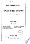 Romanzi storici di Walter Scott versioni diverse con note
