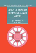 Design of Brushless Permanent magnet Motors