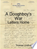 A Doughboys War  Letters Home
