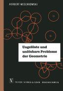 Ungelöste und unlösbare Probleme der Geometrie