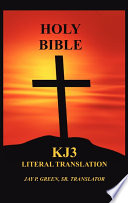 Holy Bible   Kj3 Literal Translation