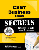 Cset Business Exam Secrets Study Guide