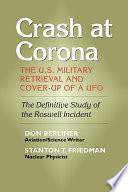 Ebook Crash at Corona Epub Don Berliner,Stanton T. Friedman Apps Read Mobile