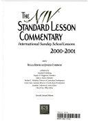 The Niv Standard Lesson Commendary