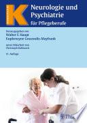 Neurologie und Psychiatrie f  r Pflegeberufe