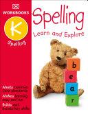 DK Workbooks  Spelling  Kindergarten