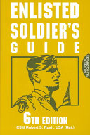 Enlisted Soldier s Guide