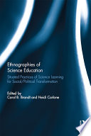 Ethnographies of Science Education