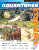 Backcountry Adventures Southern California