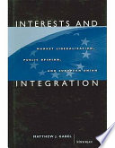 Interests and Integration