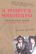 A Misfit s Manifesto Book PDF