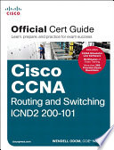 CCNA Routing and Switching ICND2 200 101 Official Cert Guide