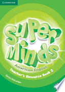 Super Minds American English Level 2 Teacher S Resource Book With Audio Cd book