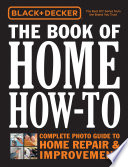 Black   Decker The Book of Home How To