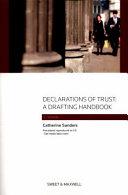 Declarations of Trust