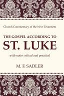 download ebook the gospel according to st. luke pdf epub