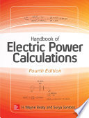 Handbook of Electric Power Calculations  Fourth Edition