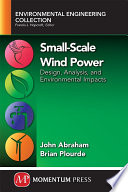 Small Scale Wind Power