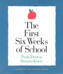 The First Six Weeks of School  1st edition   out of print