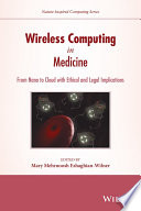 Wireless Computing in Medicine
