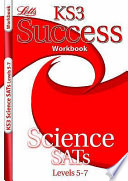 KS3 Success Workbook Science Levels 5 7