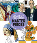 Color By Number Masterpieces
