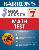 Barron s New Jersey Grade 7 Math Test