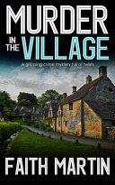 Murder in the Village Book PDF