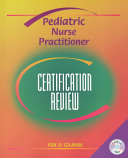 Pediatric Nurse Practitioner Certification Review
