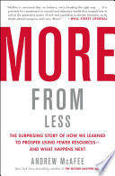 Book More from Less