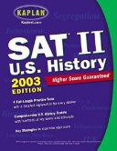 Kaplan SAT II