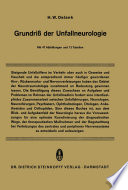 Grundri   der Unfallneurologie