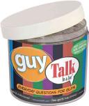 Guy Talk in a Jar