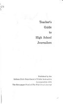Teacher's guide to high school journalism
