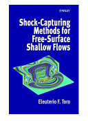 Ebook Shock-capturing methods for free-surface shallow flows Epub E. F. Toro Apps Read Mobile