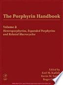 The Porphyrin Handbook