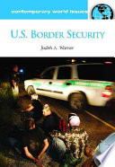 U S  Border Security