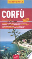 Guida Turistica Corfù. Con atlante stradale Immagine Copertina