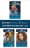 Harlequin Medical Romance October 2019 Box Set 1 Of 2