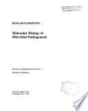 Molecular Biology of Microbial Pathogenesis