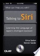 Talking to Siri Book PDF