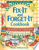 Fix It And Forget It Revised And Updated