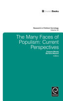 Many Faces of Populism