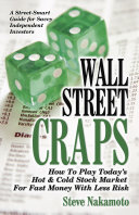 download ebook wall street craps pdf epub