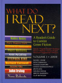 What Do I Read Next Nonfiction 2005 2010 book