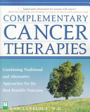 Complementary Cancer Therapies