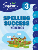 Third Grade Spelling Success  Sylvan Workbooks