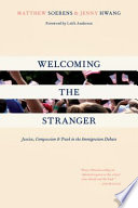 Welcoming the Stranger